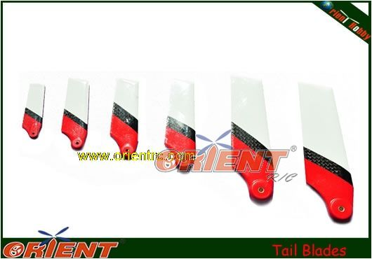 Helicopter Tail Blades